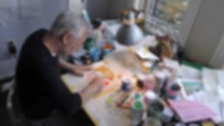 Brian Cronin illustrating