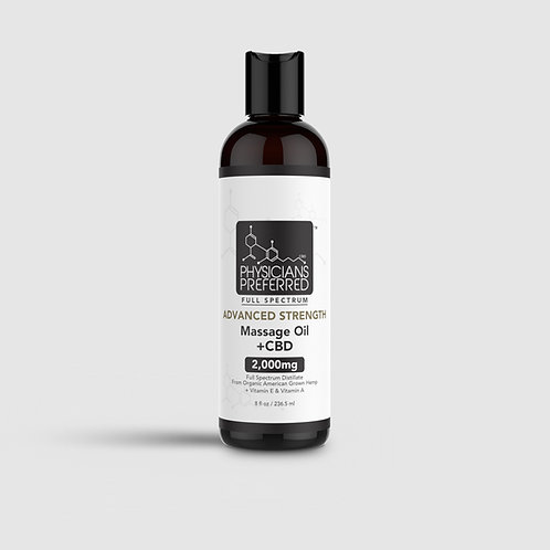 Advanced Strength Massage Oil