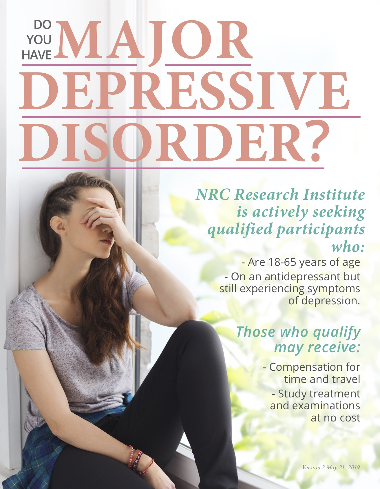 Depression (MDD) -clinical-research