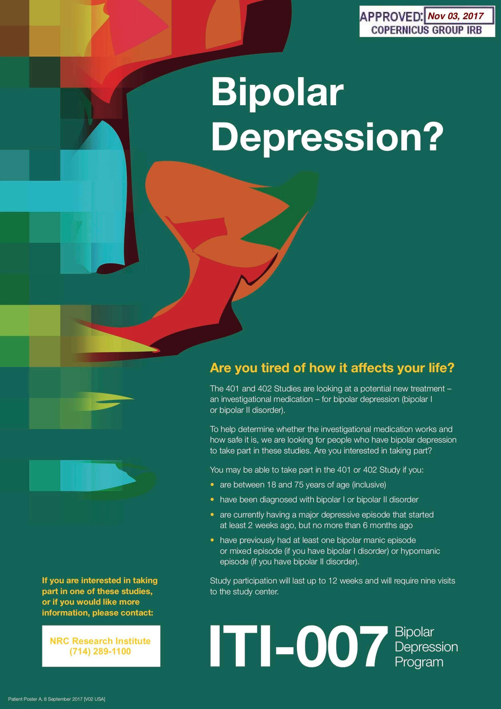 Bipolar-Depression-clinical-trials
