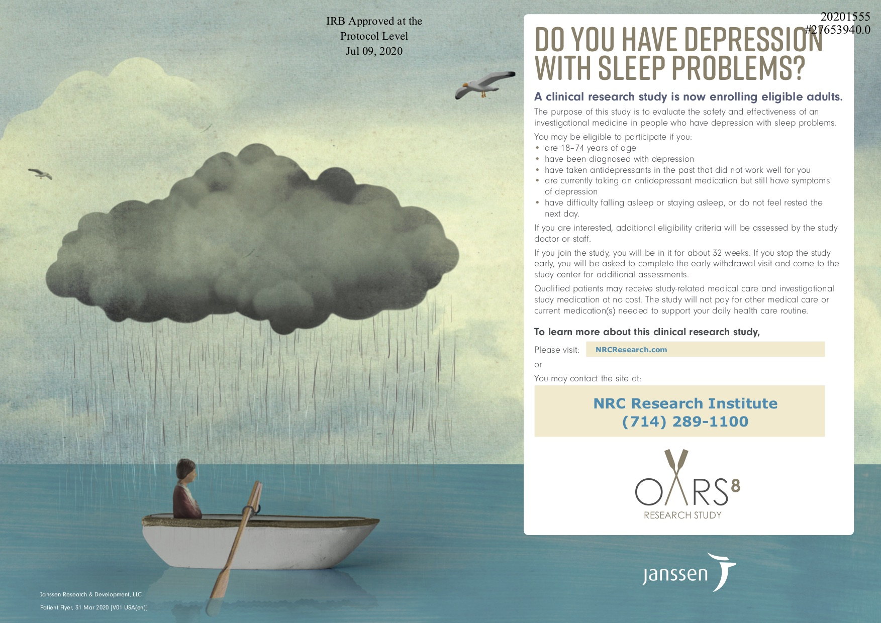 Depression (MDD)-clinical-research
