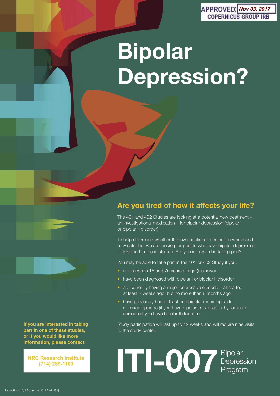 Bipolar-Depression-clinical-trials