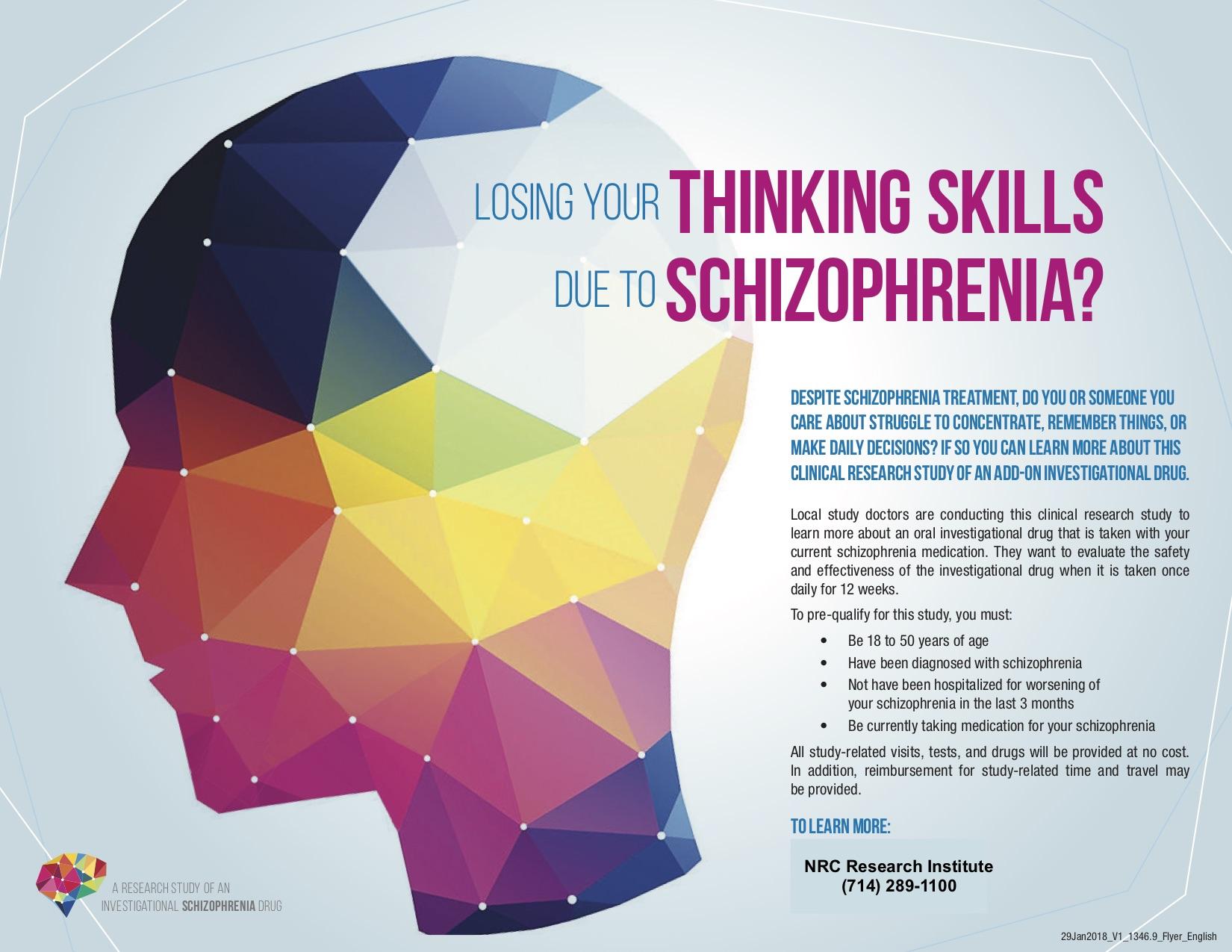 Schizophrenia-clinical-research