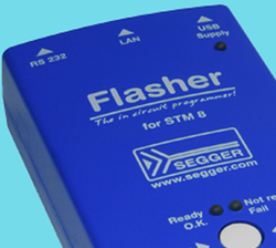 Flasher STM8のホストPC