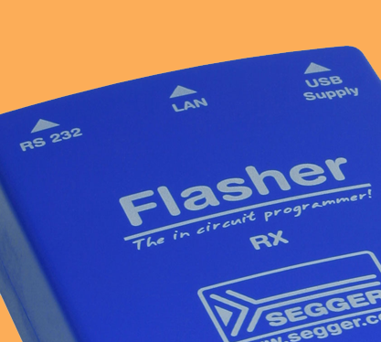 Flasher RXのホスト側