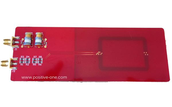 NFCforum Poller6アンテナ