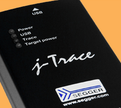 J-Trace ARMのPC側接続
