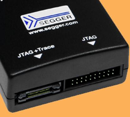J-Trace ARMのターゲット側接続