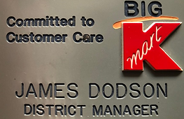 district manager badge