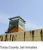 Tulsa County jail inmates