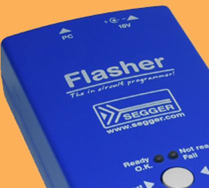 Flasher ST7のPC接続側