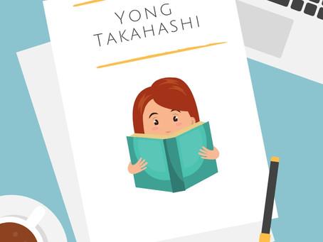 Yong Takahashi Q & A
