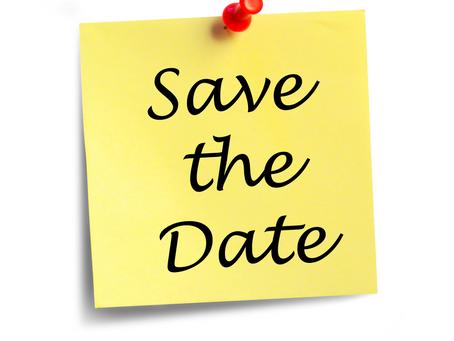 Save the date, 15-17 oktober 2021!