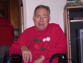 Dear Santa: I miss my Dad