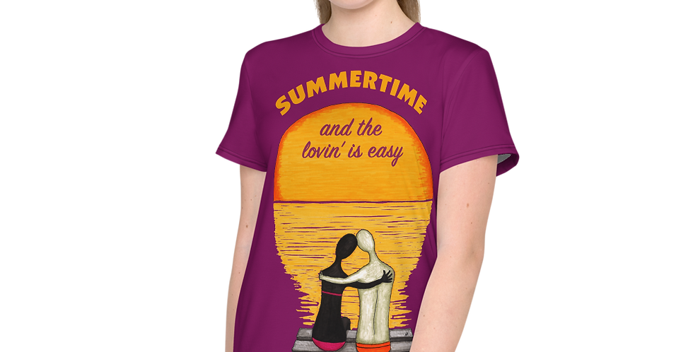 #21 Summerlovin' – Youth T-Shirt