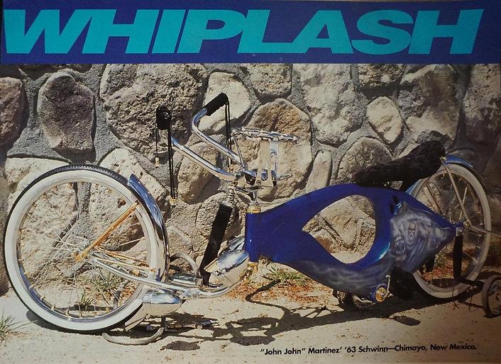 Lowrider Magazine September 1994 Whiplas