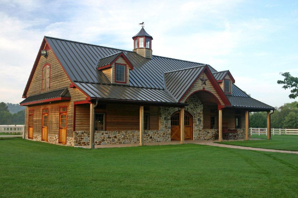 Metal Barn Homes >> Custom Metal Homes Barns Mysite