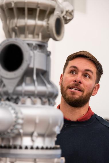 Ursa Major Tech Ripley Rocket Engine