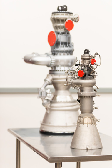 Ursa Major Tech Hadley & Ripley Rocket Engines