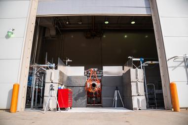Ursa Major Tech Test Site