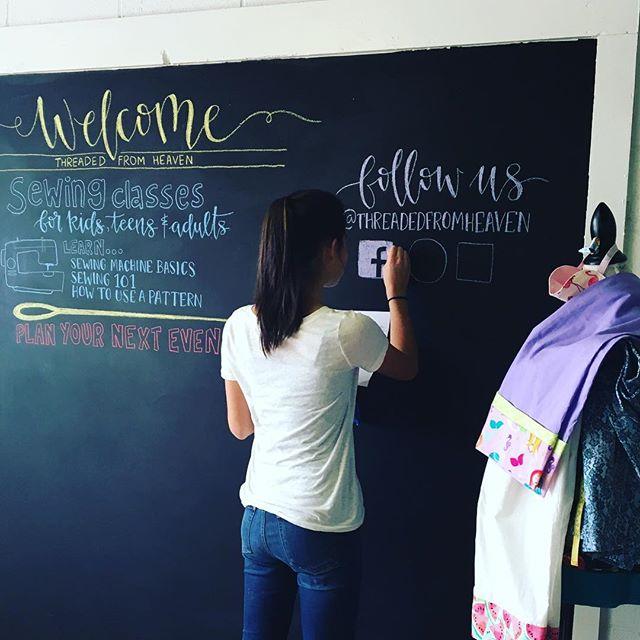 Gallery | Threaded from Heaven - Sewing, Suwanee, GA