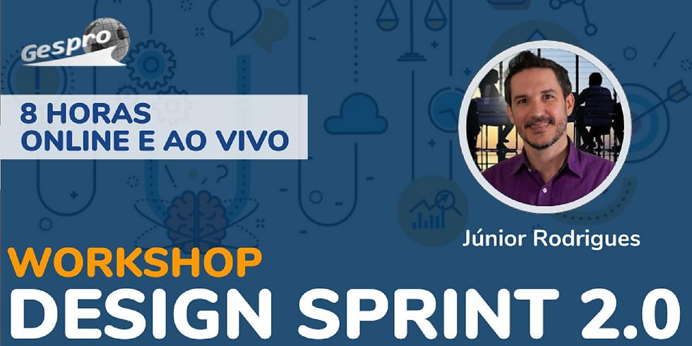 10º Workshop Design Sprint 2.0 ONLINE