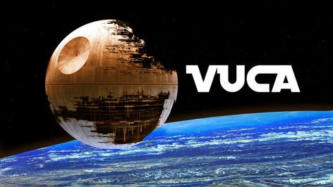 Como liderar organizações exponenciais no Mundo VUCA!