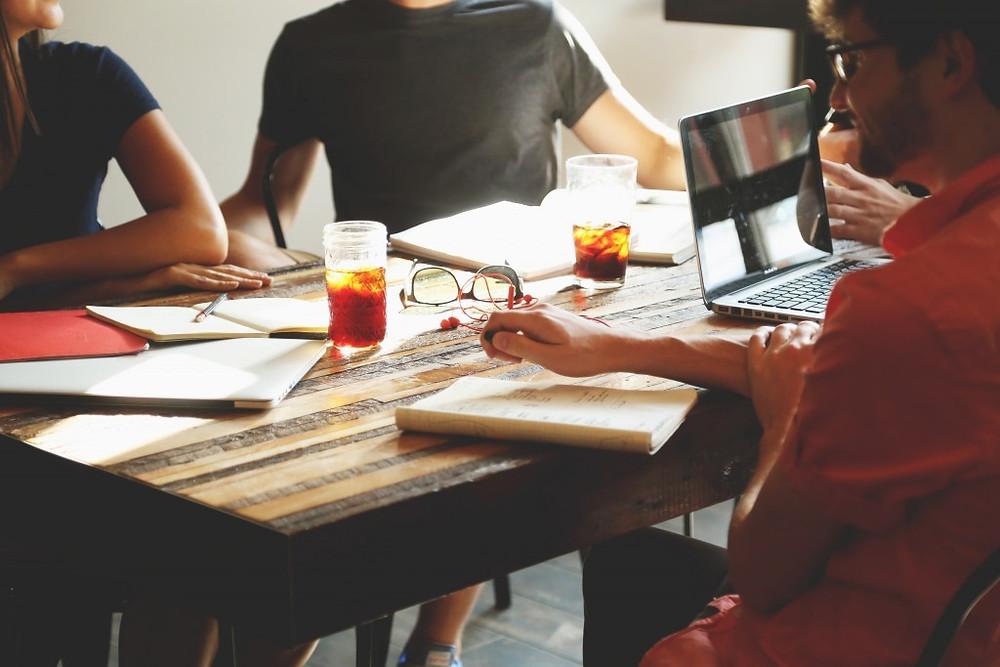 Estratégia Colaborativa e Ágil