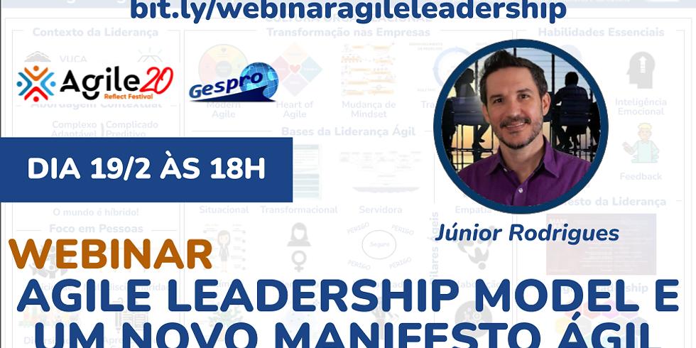 Webinar - Agile Leadership Model e um novo Manifesto Ágil