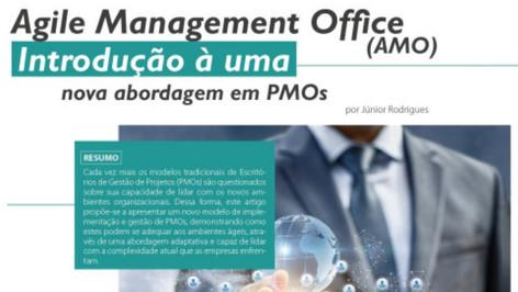 Agile Management Office (AMO) – Introdução à uma nova abordagem em PMOs
