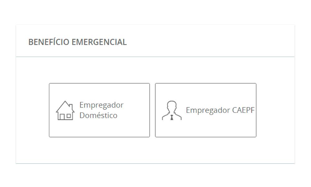 Benefício Emergencial Comunicação