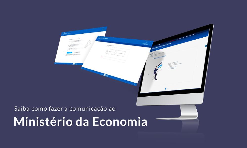 Comunicação Ministério da Economia