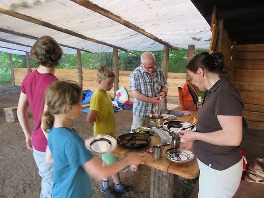 Familienurlaub in WILDERLAND Outdoorcamp