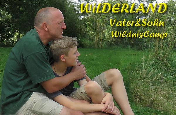 WILDERLAND_Vater&Sohn_Miteinander_Beschr