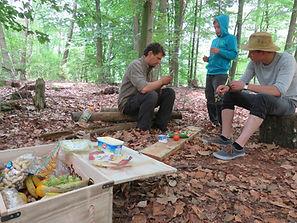 Survival im Forst Segeberg