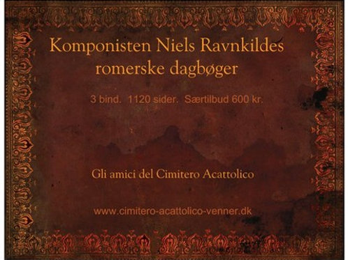 Niels Ravnkildes dagbøger bind 1-3
