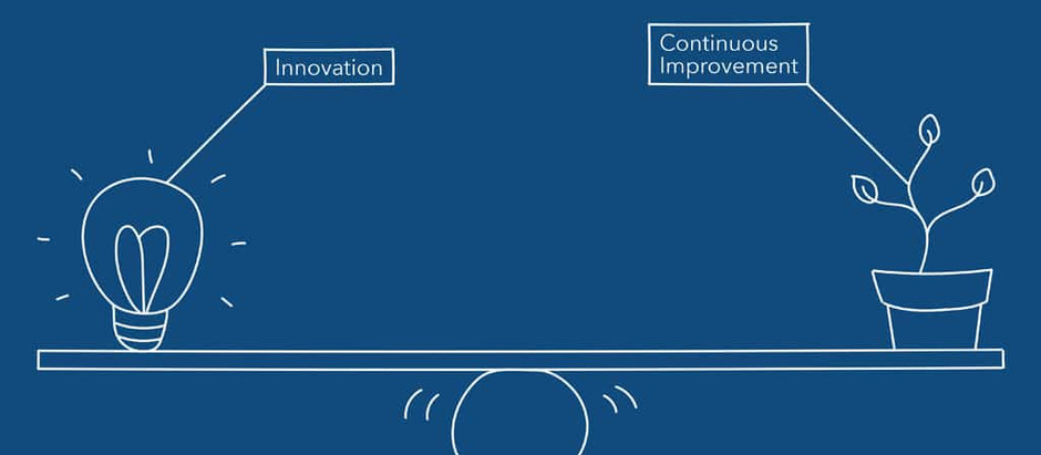 Innovation and Continuous Improvement