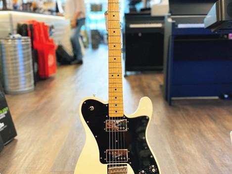 Fender Telecaster Deluxe. 4999:- SÅLD!