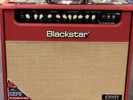 Blackstar HT Club 40 MkII Kentucky Special Limited Edition. SÅLD!