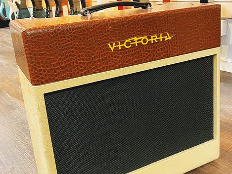 Förstärkare Victoria Electro King. 14999:-
