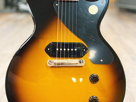 Beg. Gibson Les Paul Junior inkl hardcase 9995:- SÅLD