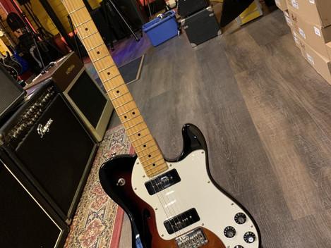 Fender Tele Modern Player Thinline Deluxe 2011. 4499:-
