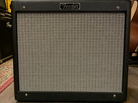 Fender Blues Jr III. SÅLD!