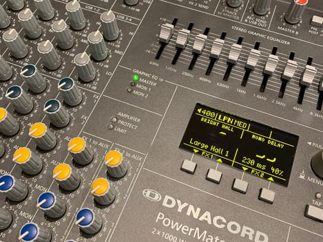 Beg. Dynacord Powermate 1000-3, 13900:-
