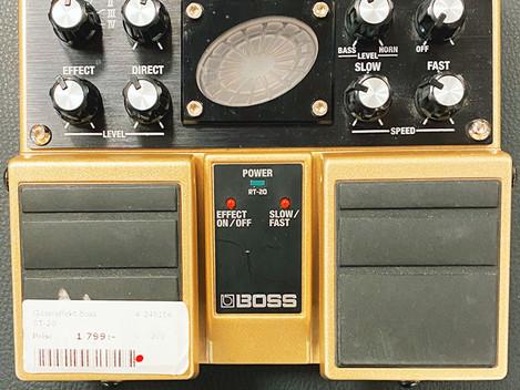 Beg. Effektpedaler BOSS. 999:-