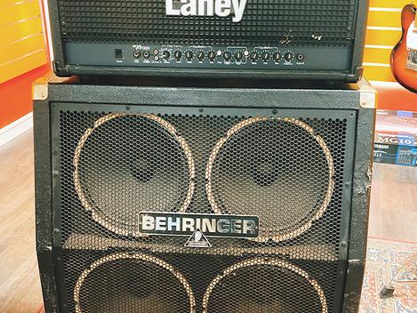 Laney MXD120H. 2999:-