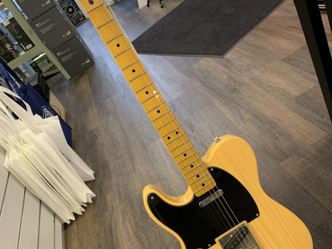Squier Telecaster Classic Vibe 50s Lefthanded. 2195:-