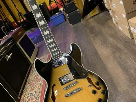 Gibson Midtown Custom 2012. SÅLD!