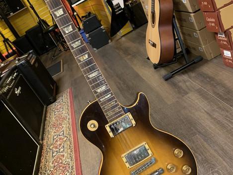 Gibson Les Paul Standard 1989. 24999:-. SÅLD.