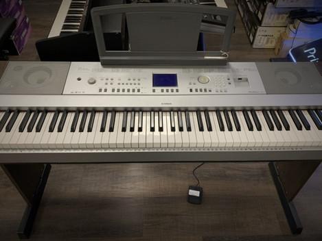 Yamaha DGX-640. SÅLD!